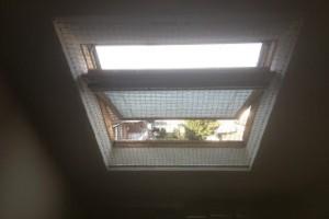 Katzennetz Veluxfenster